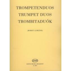 Trompetenduos : für 2 Trompeten