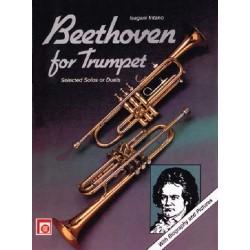 Beethoven, Ludwig van: Beethoven for Trumpet Band 1 : Berühmte Themen aus großen Werken