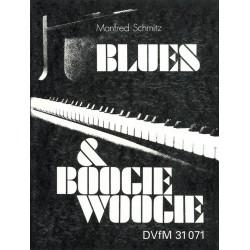 Schmitz, Manfred: Jazz Parnazz Band 4 : Blues und Boogie Woogie Piano