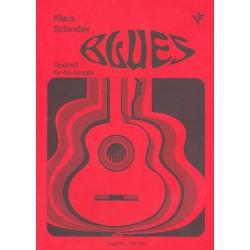 Schindler, Klaus: Blues : für Gitarre