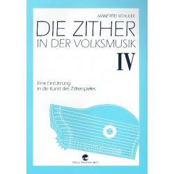 Schuler, Manfred: Die Zither in der Volksmusik Band 4 (Münchner Stimmung)