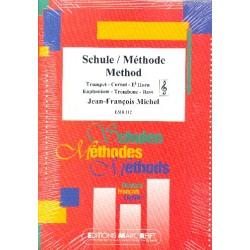 Schule vol.1 : für Trompete, Cornet, Es-Horn, Euphonium, Posaune in B, Bass, Tuba (im Violinschlüssel)