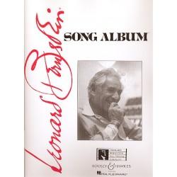 Bernstein, Leonard: Song Album : für Gesang und Klavier