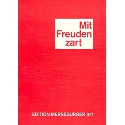 Mit Freuden zart Chorgesangbuch für Frauenchor, Partitur