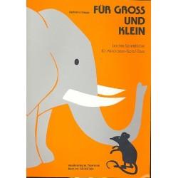 Krupp, Karlheinz: Für Groß und Klein : für Akkordeon-Solo/-duo mit 2. Stimme