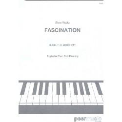 Marchetti, Fermo Dante: Fascination : for piano/vocal/guitar