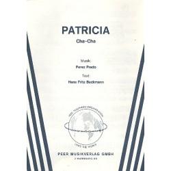 Perez Prado, Damaso: Patricia : Einzelausgabe (dt)