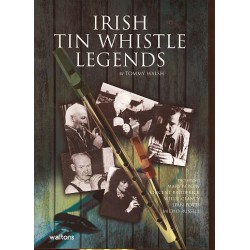 Walsh, Tommy: Irish Tin Whistle Legends