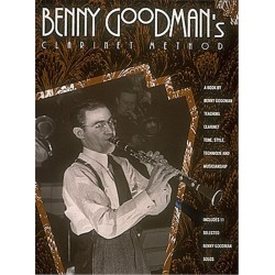 Goodman, Benny: Clarinet Method (en)