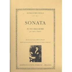 Rolla, Alessandro: Sonata do maggiore : per viola e basso