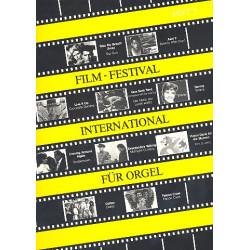 Film-Festival international Band 3 : für Orgel