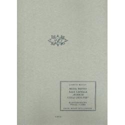 Haydn, Franz Joseph: Missa brevis : für gem Chor und Orgel Partitur
