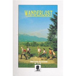 Wanderlust : Melodie-Ausgabe