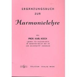 Koch, Karl: Ergänzungsbuch zur Harmonielehre