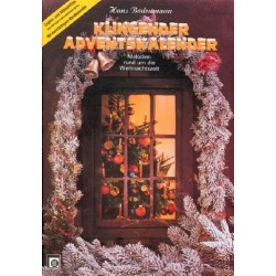 Klingender Adventskalender : für 2 Blockflöten (SA) Melodien rund um die Weihnachtszeit