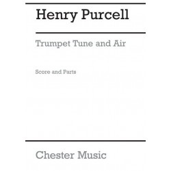 Purcell, Henry: Trumpet Tune and Air : for brass ensemble Partitur und Stimmen