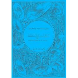 Pattenhausen, Hellmuth: Goethe - Trio : für Violine, Horn und Klavier