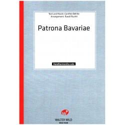 Behrle, Günther: Patrona bavariae für diatonische Handharmonika mit Text