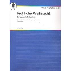 Stolzenwald, Franz: Fröhliche Weihnacht : Violoncello-Ausgabe