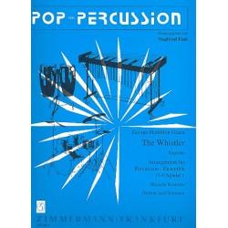 Green, George Hamilton: The Whistler : für Percsussionensemble (3-6 Spieler) Partitur und Stimmen