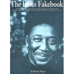 The Blues Fakebook : Songbook for voice/guitar/melodie
