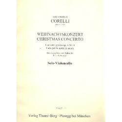 Corelli, Arcangelo: Concerto grosso op.6,8 : für Violoncello solo und Streichorchester Violoncello solo