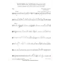 Corelli, Arcangelo: Concerto grosso g-Moll op.6,8 :, für 2 Violinen, Violoncello und Streicher Viola