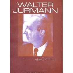 Jurman, Walter: Walter Jurman : 21 Lieder und Chansons