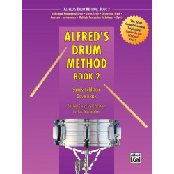 Feldstein, Sandy: Alfred's Drum Method Book 2 .