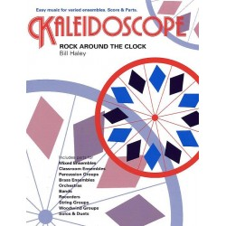 Haley, Bill: Rock around the Clock : for variable ensemble score and parts