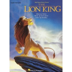 John, Elton: The Lion King : for easy violin Songbook