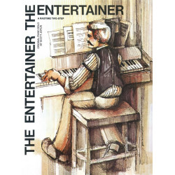Joplin, Scott: The Entertainer : for piano