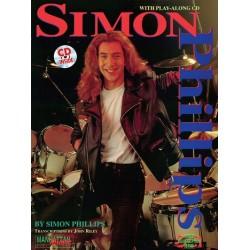Phillips, Simon: Simon Phillips (+CD): Transcriptions for drums