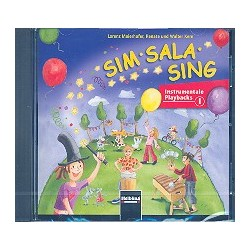 Maierhofer, Lorenz: Sim Sala Sing : Playback-CD1