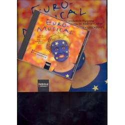 Moser, Franz Josef: Euromusical (+CD) : Eine musikalische Begegnung mit Europa