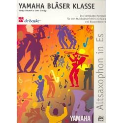 Feldstein, Sandy: Yamaha Bläserklasse : Altsaxophon