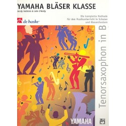 Feldstein, Sandy: Yamaha Bläserklasse : Tenorsaxophon