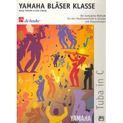 Feldstein, Sandy: Yamaha Bläserklasse : Tuba in C