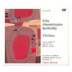 Mendelssohn-Bartholdy, Felix: Christus : CD