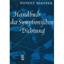 Kloiber, Rudolf: Handbuch der Symphonischen Dichtung