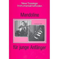 Kraft, Erich: Mandoline für Anfänger