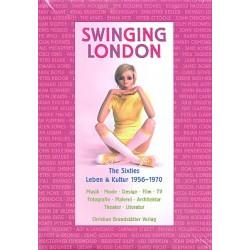 Metzger, Rainer: Swinging London : Kunst und Kultur in der Weltstadt der 60er Jahre