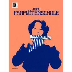 Jung, Heinz: Panflötenschule : Anleitung zum Erlernen des Panflötenspiels