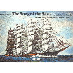 The Song of the Sea : Seemannslieder und Shanties für E-Orgel (1 Manual)