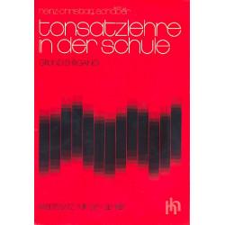 Schaper, Heinz-Christian: Tonsatzlehre in der Schule : Grundlehrgang Lehrerarbeitsbuch