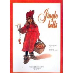 Jingle bells : für Klavier zu 4 Händen