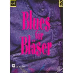 Blues für Bläser Band 1 (+CD) : Duette für C-Instrumente (Violinschlüssel)