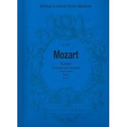 Mozart, Wolfgang Amadeus: Konzert Es-Dur Nr.9 KV271 : f├╝r Klavier und Orchester Partitur