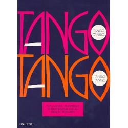 Tango Tango : Album für Klavier & Gesang auf den Flügeln bunter Träume bei zärtlicher Musik da kann man