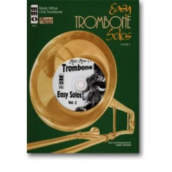 Easy Trombone Solos vol.2 (+CD)